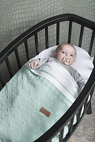 Baby's Only 811022 Baby Decke, grau - 5