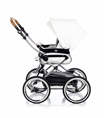 My Junior - My Junior® Sienna - my-junior-Sienna-abstract - Black & White, 3in1 (Babywanne, Sportaufsatz & Safee Babyschale) -