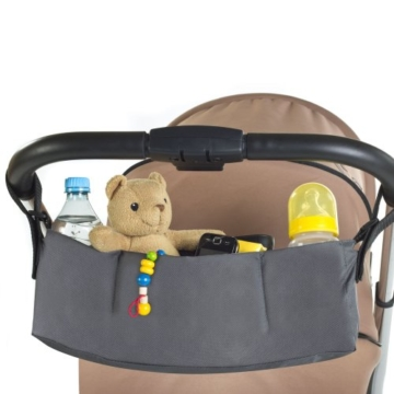 Your Baby 75179 Kinderwagen Organizer, anthrazit -